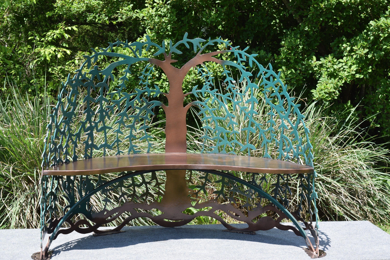 de lis fleur metal the home depot country tx benches outdoor leigh bench patio p