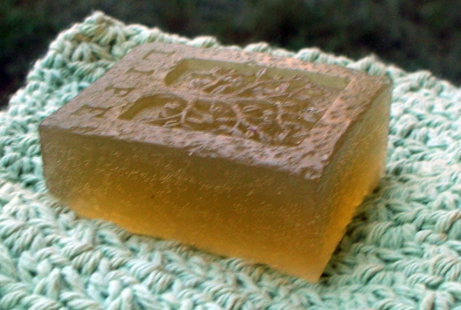 Hand Crafted Tree Of Life Hemp Soap Handcrafted Rare And