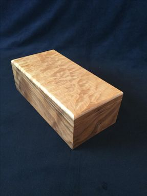 Custom Made Table Top Boxes