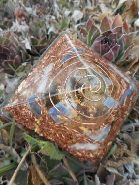 Custom Made Orgone Life Energy Pyramids