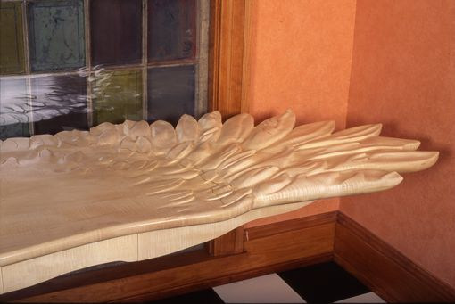 Custom Made Angel Wing Desk