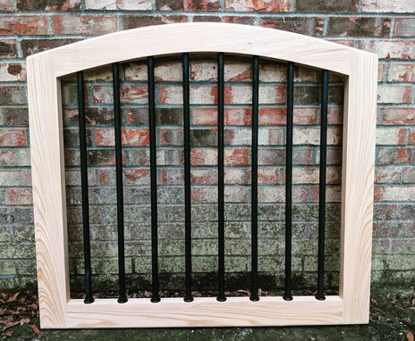 Custom Made Arched Gate / Patio Gate / Deck Gate / Pet Gate / Baby Gate