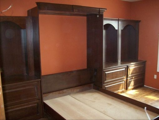 Custom Made Elegant Murphy Bed