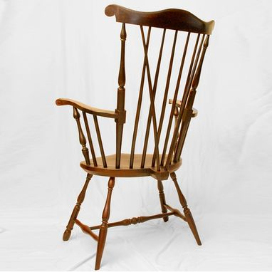 Custom Made Windsor Fan Back Chair