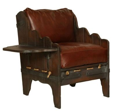 Custom Made Monterey Buckaroo Chair