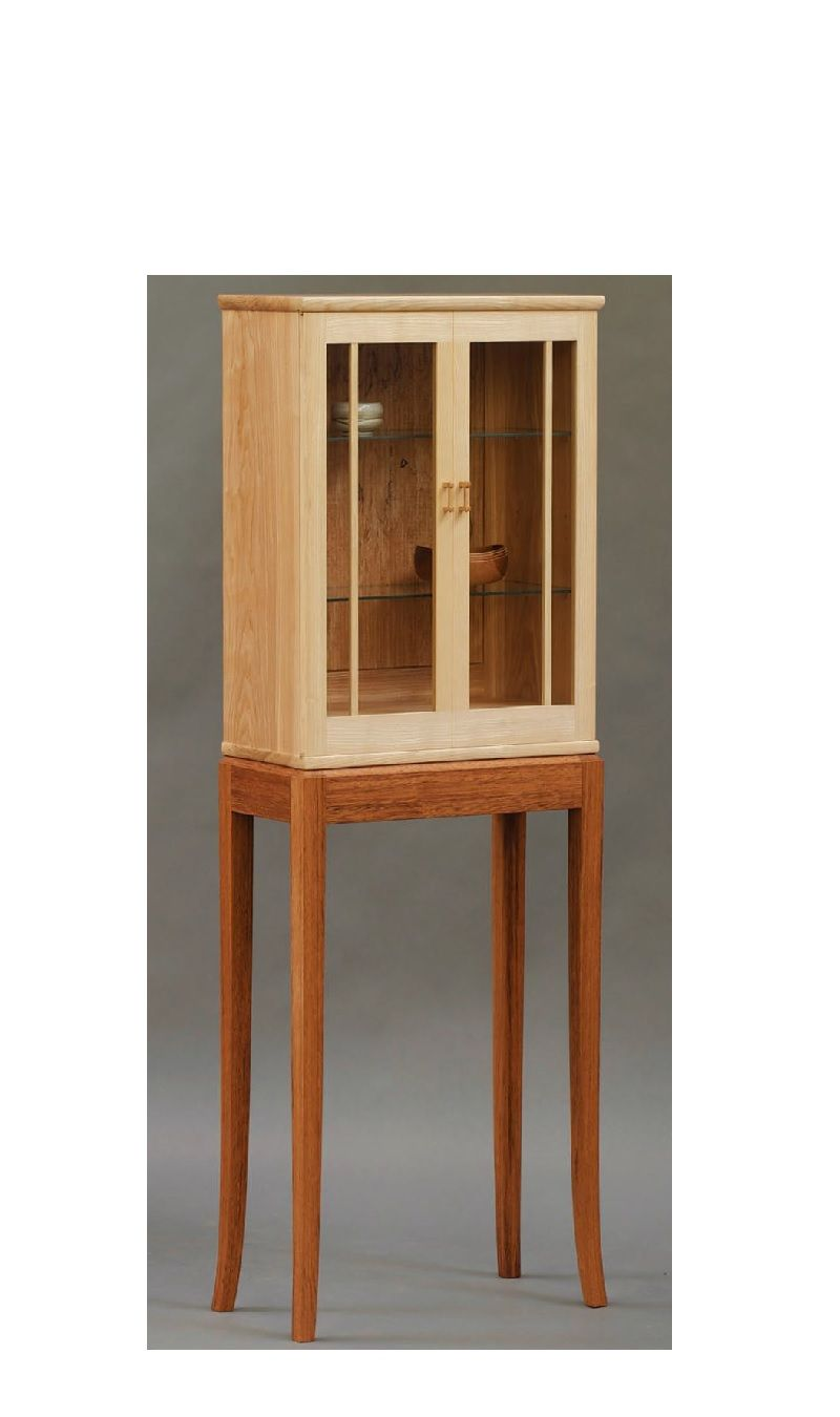 Buy a Custom Made Krenov Cabinet, made to order from Fox River ...