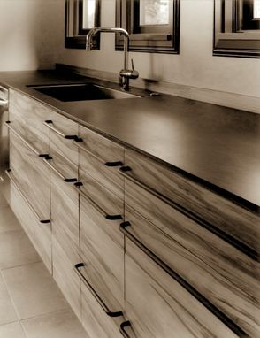 Custom Made Julia Morgan Kitchen