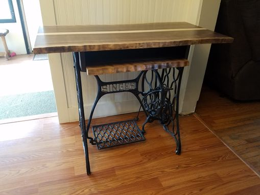 Custom Made Sewing Machine Table (Not Available Anymore)