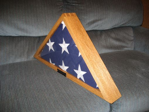 Custom Made Flag Case