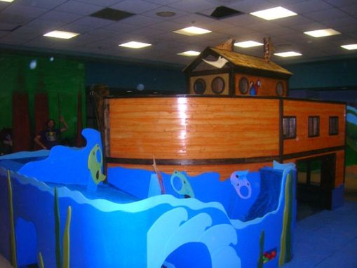 Custom Made Ark Children's Playspace