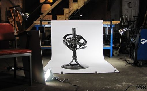 Custom Made Armillary Beehive Sculpture