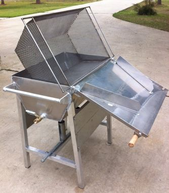 Custom Made Seafood Cooker