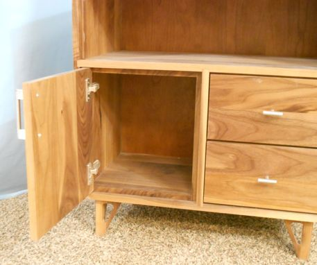 Custom Made Combination Nightstand (Item # Cn614)