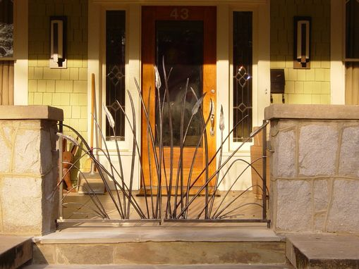 Custom Made Entry Gate
