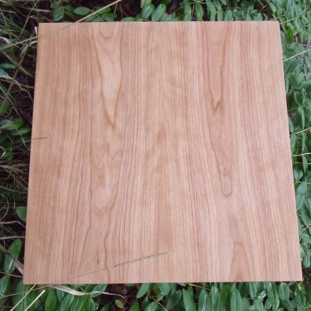 Custom Mortise And Tenon Side, End Table. Black Cherry by Gleneagle ...