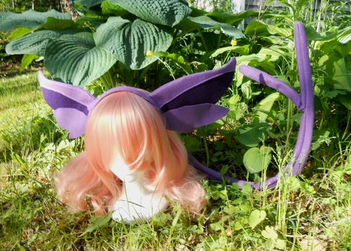 Custom Made Espeon Ears