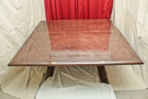 Custom Made Solid Walnut Dining/Conference Table