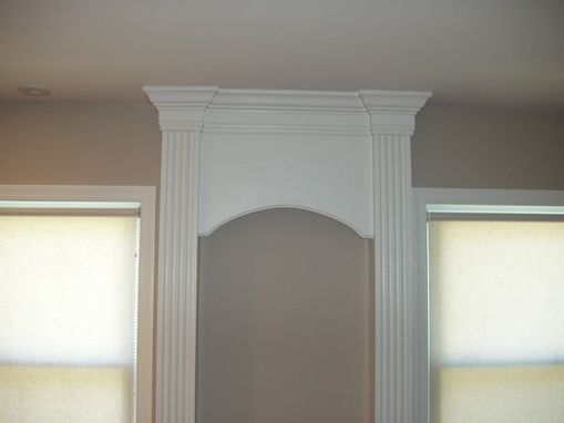 Custom Made Custom Trim Work