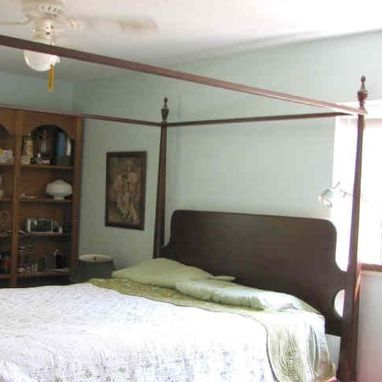 Custom Made Four Poster Canopy Bed