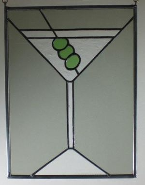 Custom Made Martini