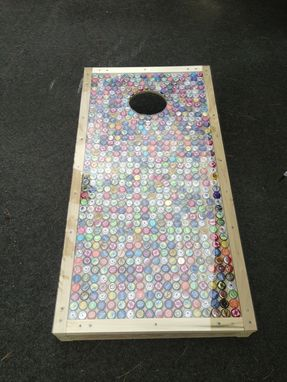 Custom Made Custom Corn Hole / Baggo Set
