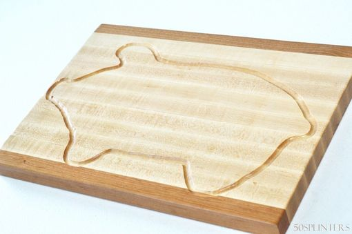 Custom Made Personalized Cutting Boards - Custom Shapes And Engravings