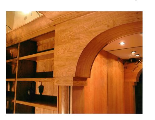 Custom Made Bedroom Wall Cabinets