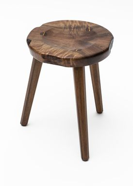 Custom Made Hearth Stool - 3 Legs