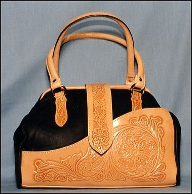 Custom Made Leather Handbag