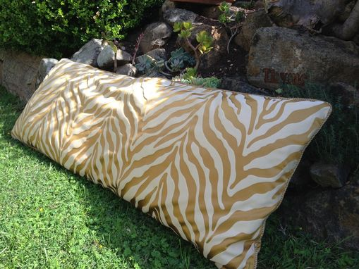 Custom Made Pillow Case - Full Body Size With Triming