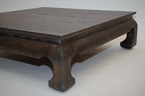 Custom Made Ming Dynasty Coffee Table - Free Shipping