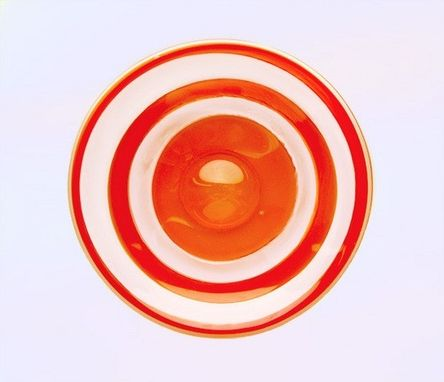 Custom Made Blown Glass Targets