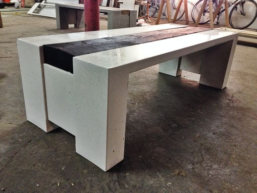 Custom Made Race Street Table