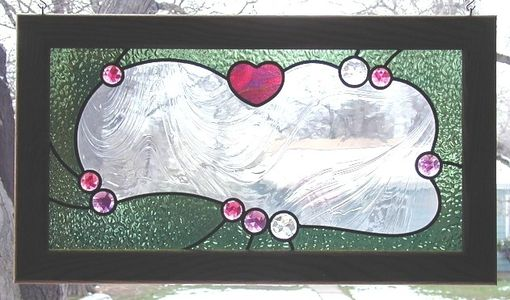 Custom Made Personalize This Love Offering Stained Glass