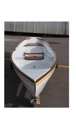 Custom Made 14ft Rowing Skiff