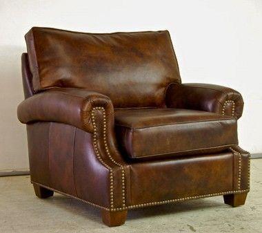 Mark Erwin  Pacific Mfg  Co    Phoenix  AZ. Havana Leather Armchair. Home Design Ideas