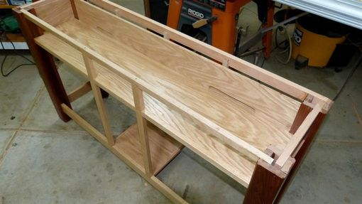 "Custom Made Tv Stand For 50"" Flat Screen Tv"