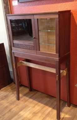 Custom Made Display Hutch