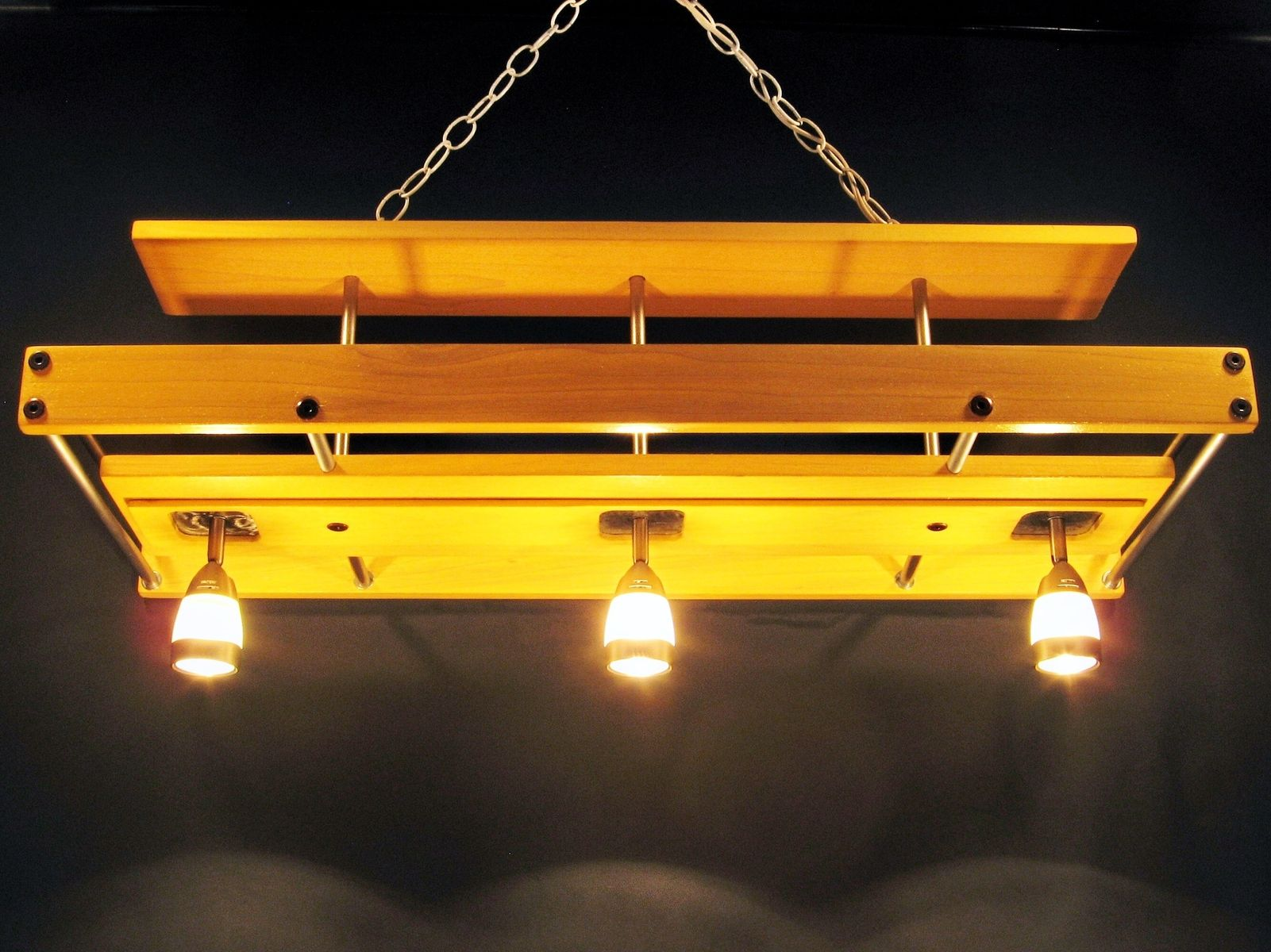 eclectic lighting. Custom Made Industrial Contemporary Eclectic Light Lighting T