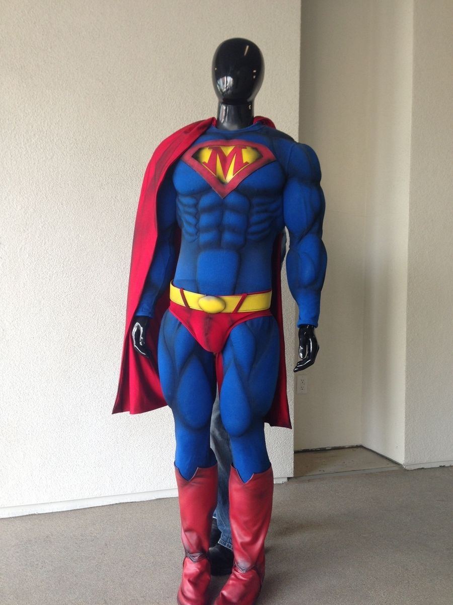 hand crafted super hero costume by lucky13 design build custommade com