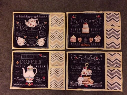 Custom Made Placemats