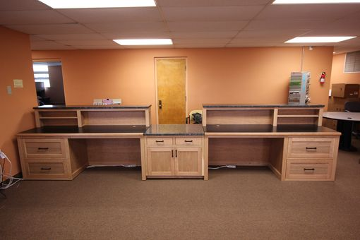 Custom Made Reception/Service Desk