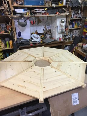 Custom Made The Turret Table