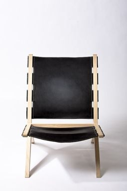 Custom Made Accent Chair In Ash