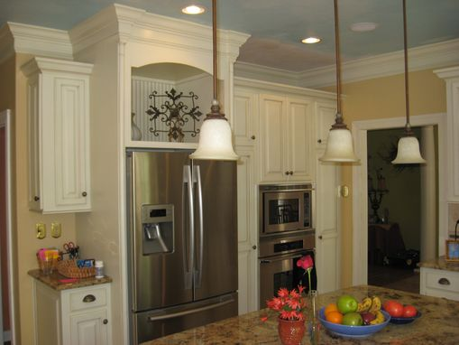 Custom Made French Style Kitchen