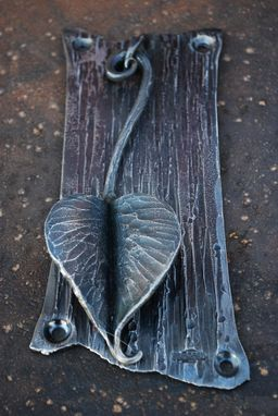 Custom Made Knock Or Leaf.  Door Knocker
