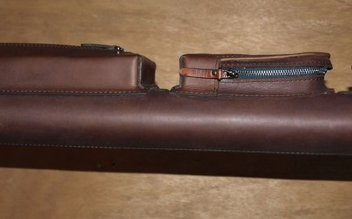 Custom Made Timo Leather Poolstick Case