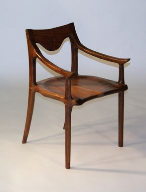 Custom Made Low-Back Dining Chair