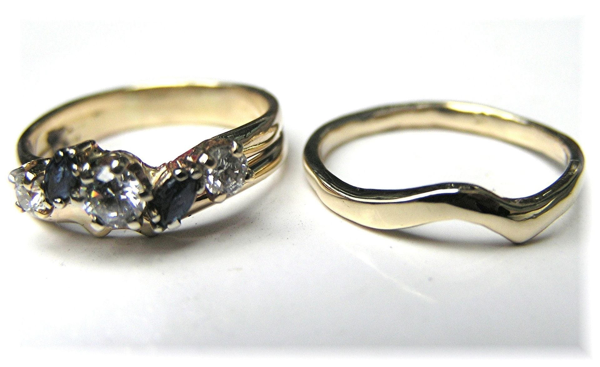 wedding ring attachment view designs rings new of model displaying best trusty bands band gallery fresh decor full gold