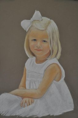 Custom Made 16x20 Custom Pastel Portrait From Your Photos